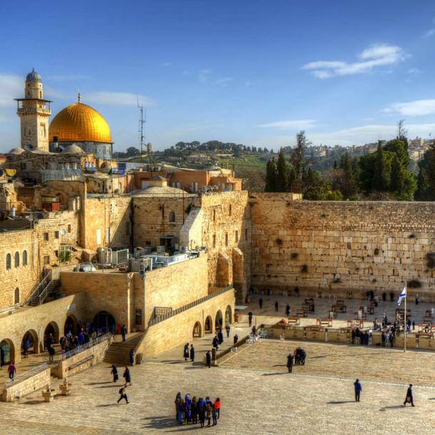 фотография стена плача Израиль